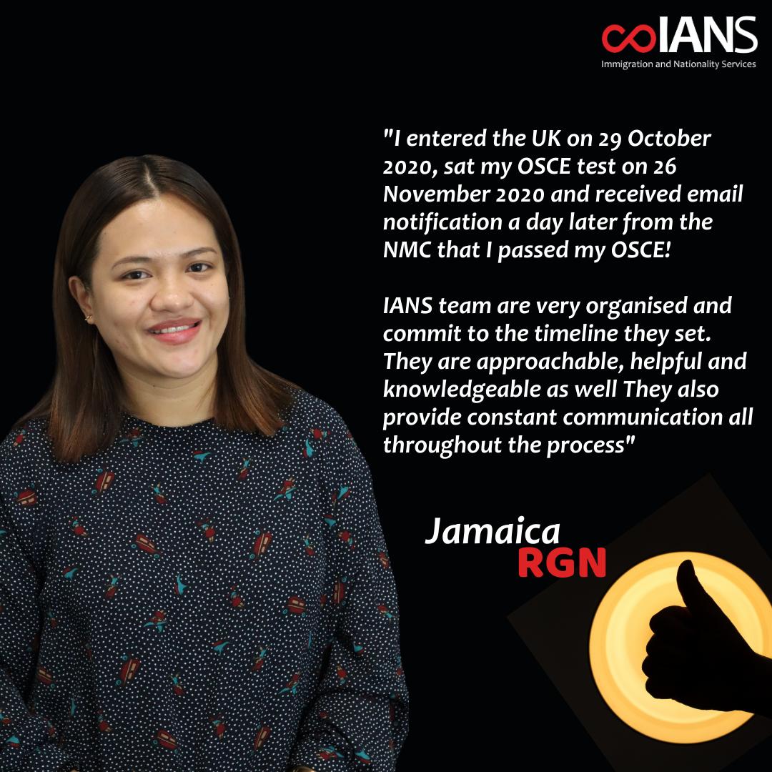 I passed my OSCE - Jamaica (1)-1
