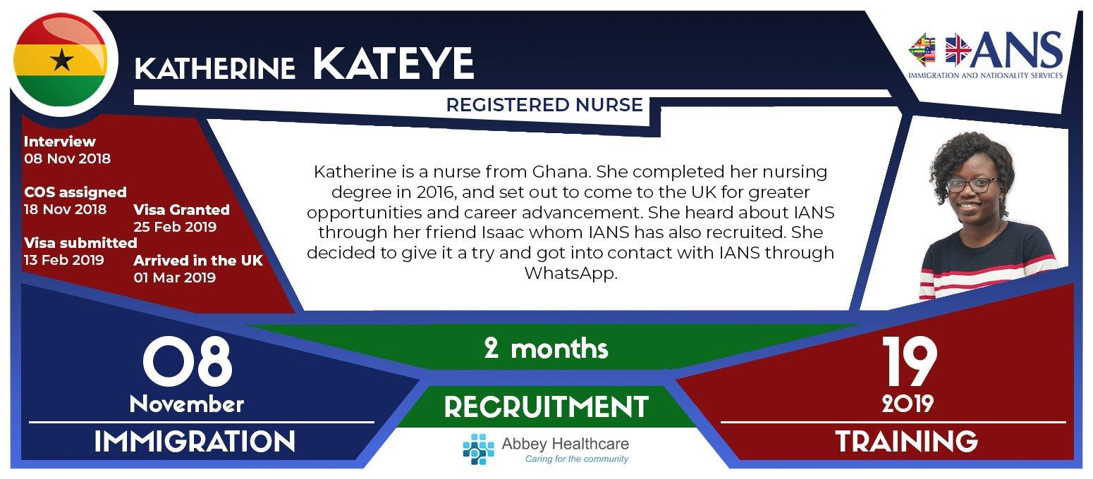 Katherine Kateye