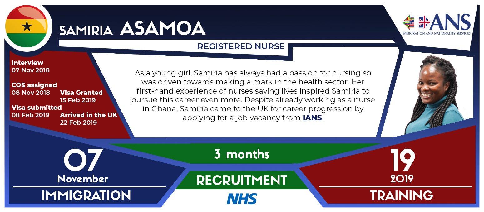 Samiria Asamoa