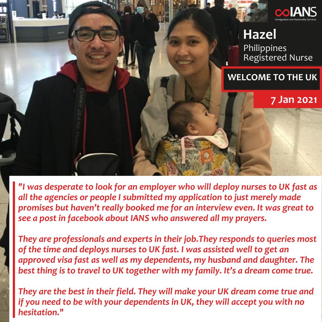 Welcome Hazel (1)