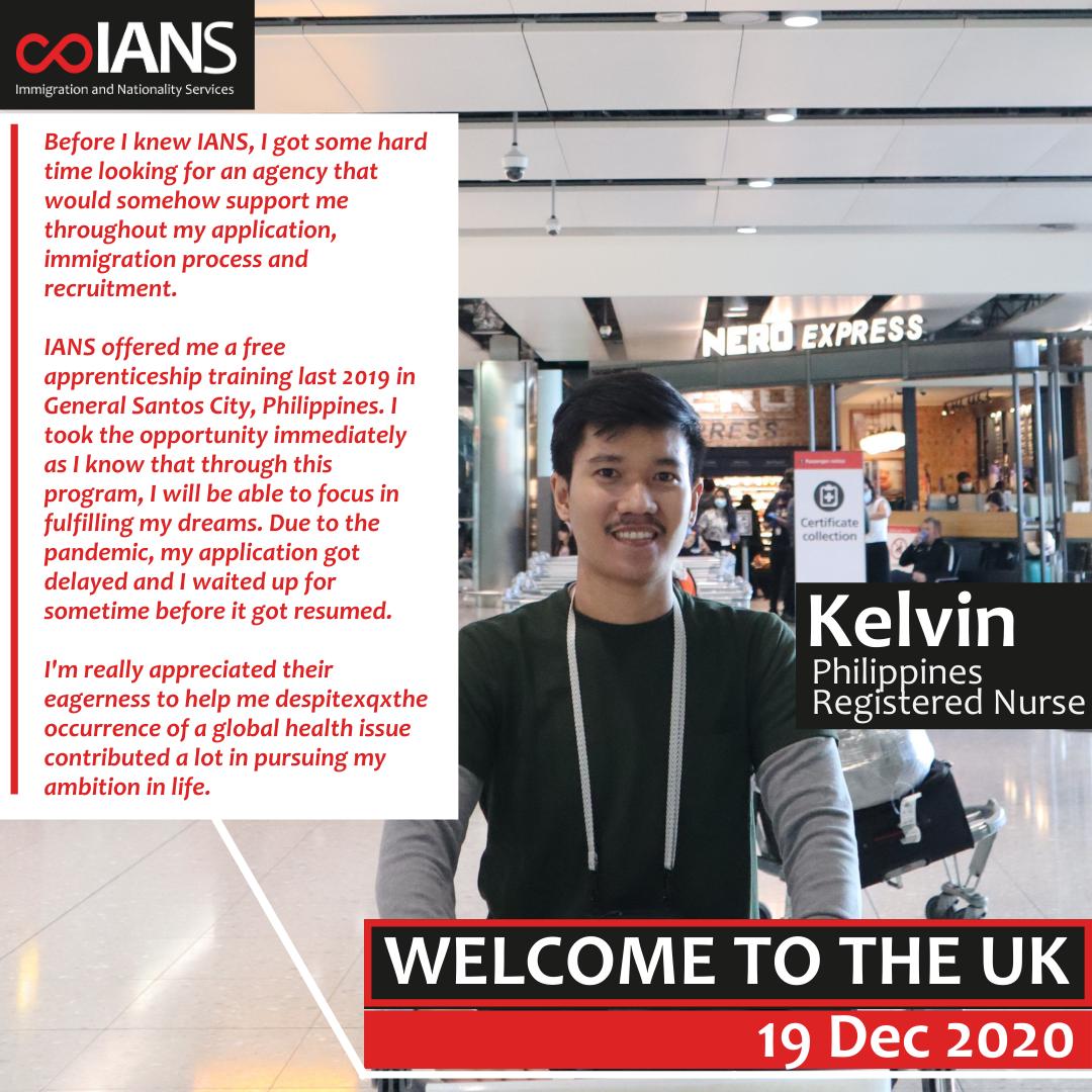 Welcome Kelvin-2