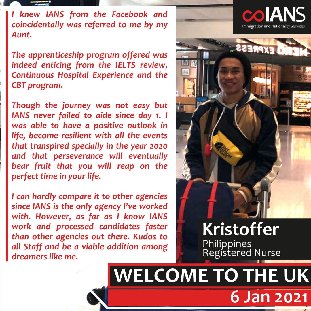 Welcome Kristoffer