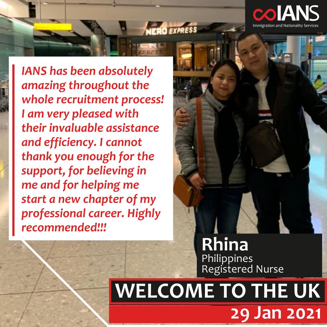 Welcome Rhina