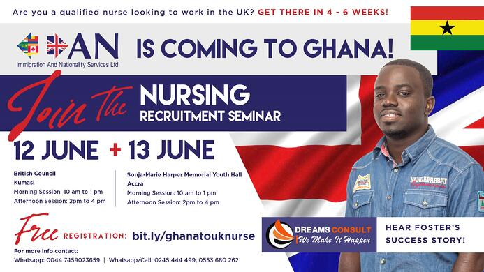 ghana recruitment
