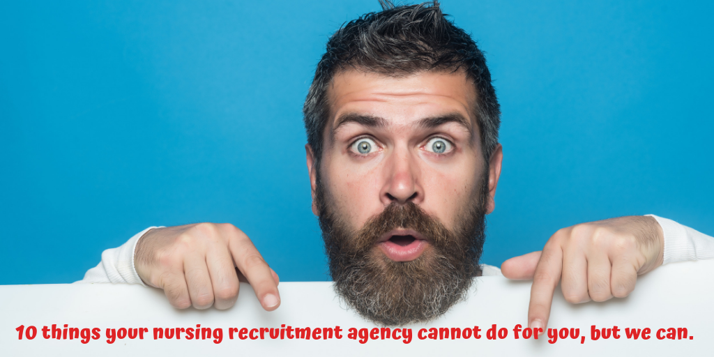 10 things your recruitment agency cannot do for you